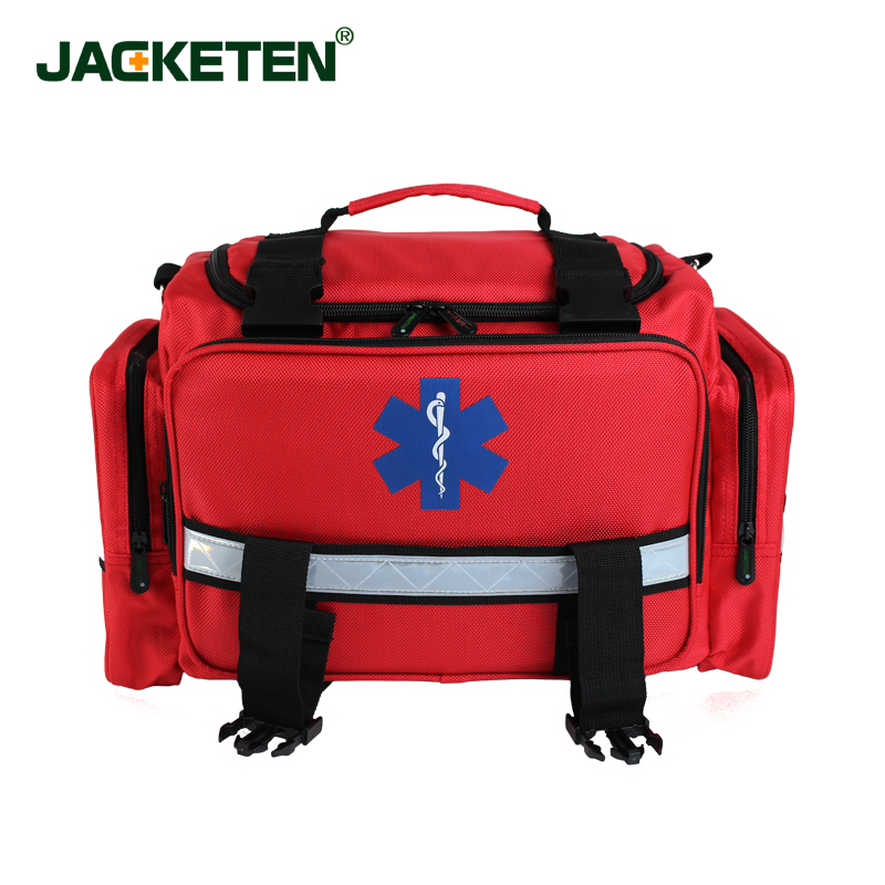 JACKETEN Camping First Aid Kit JKT011 College portable first aid kit Nylon Medical emergency