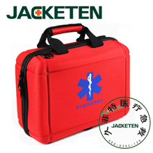 JACKETEN Family Trip & Vehicle First Aid Kit-JKT033 Portable Multifunctional Car Eva First Aid Kit Nursing Outdoor Emergency Bag