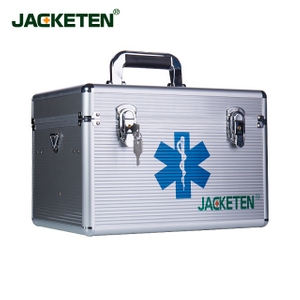 JACKETEN Emergency Kit For Ambulance Visit Emergency College Workplace Medical First Aid Kit-JKT037