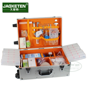 JACKETEN First aid kit ambulance industry Refinery medical survival kit