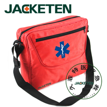 China Best First Aid Product JACKETEN Home First Aid Kit-JKT008 Travel Bag Postpartum Bag Baby Bag First Aid Kit Empty Nylon Bag